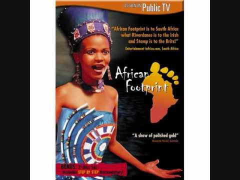 African Footprint - Fast Lane Jive