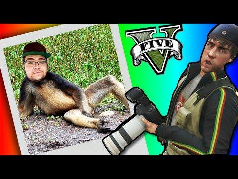 GTA V Online - LAS FOTOS DESNUDO DE NEFA!! XDDD - NexxuzHD