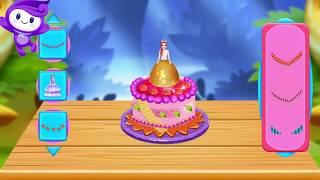 Cake Barbie House