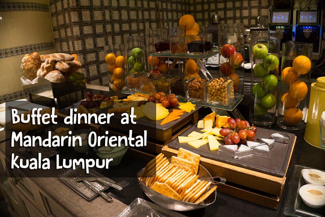 Mandarin Hotel Kl Restaurant