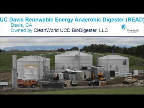 ABC Project Profile: UC Davis Renewable Energy Anaerobic Digester (READ)