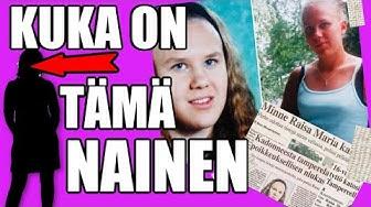 RAISA RÄISÄSEN MURHAMYSTEERI | POLIISIT EPÄILEVÄT TÄLLAISTA NAISTA!