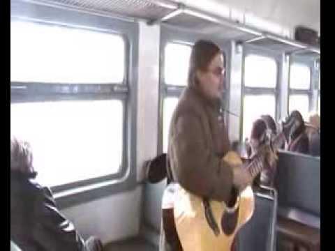 Настя с гитарой