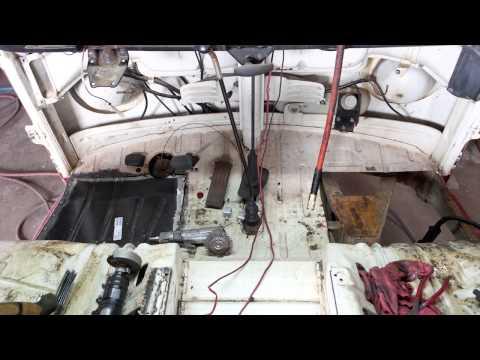 Airhead VW Bus Camper - part01