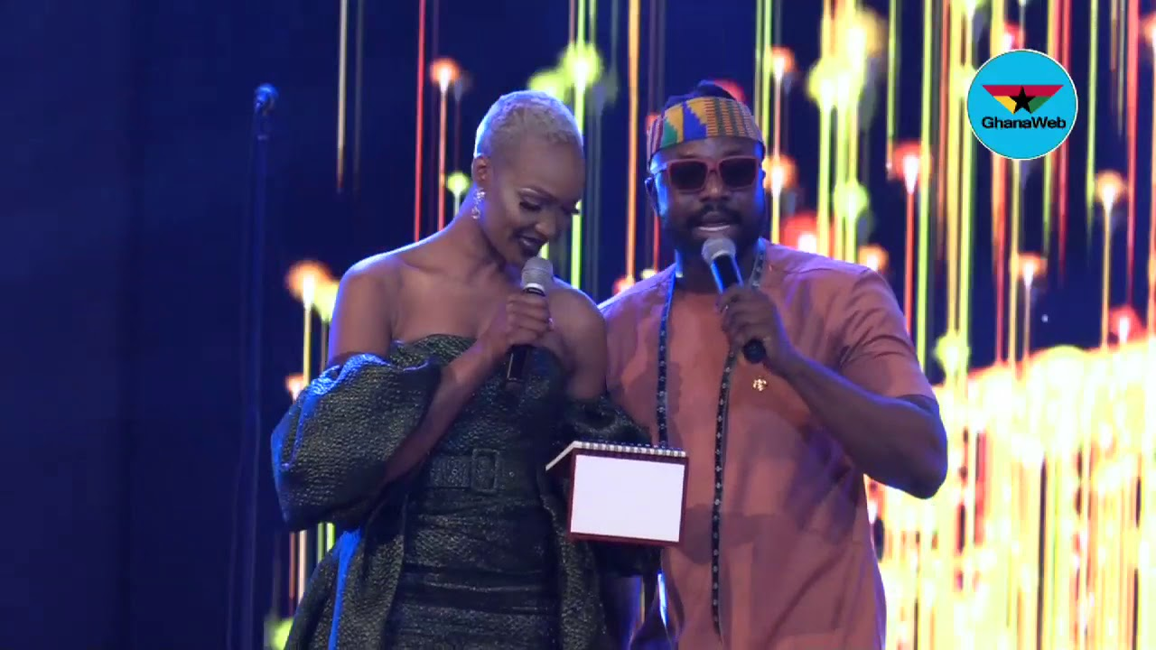 Download Ghana Movie Awards: 40 Looks Good on You is Best Movie African Collaboration