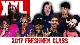 XXL 2017 FRESHMEN LIST