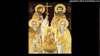 "Christmas Hymns - The Choir of the Brethren of the Monastery of Vatopaidi - ""Doxastiko"""