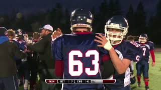 Bantam Highlights | 2017 BCCFA 12-MAN CHAMPIONSHIP