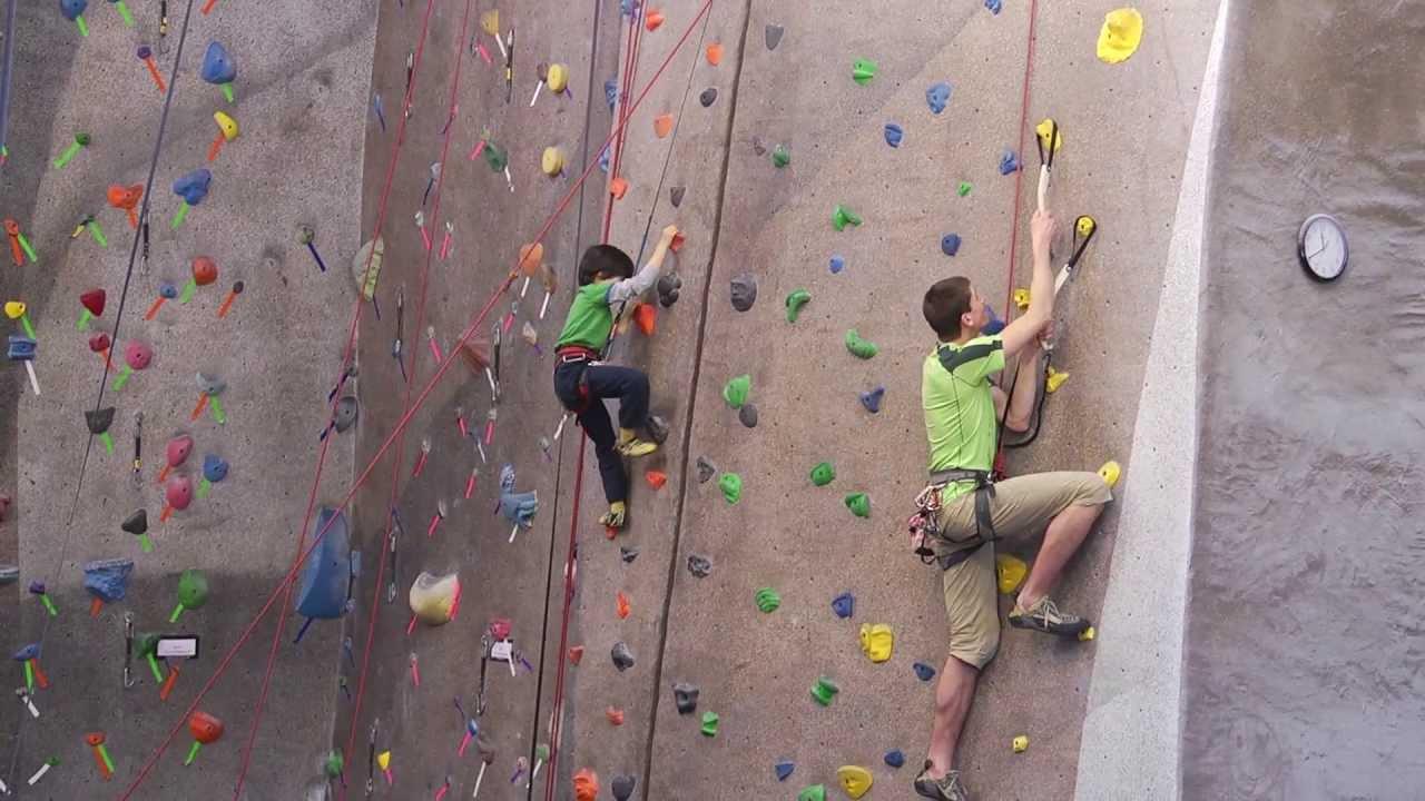 Rock climbing fort wayne