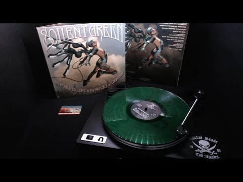 """Soilent Green """"Inevitable Collapse In the Presence Of Conviction"""" LP Stream"""