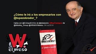 ¿Cómo le irá a los empresarios con @lopezobrador_?