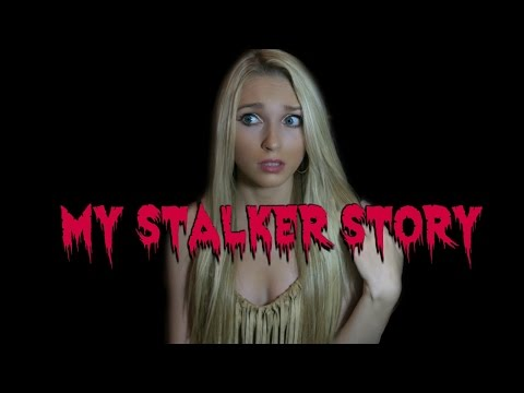 MY STALKER IS OBSESSED WITH ME STORYTIME| Taylor Skeens
