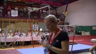 Mistrovství ČR 2010 - Marie Kühnová - bradla