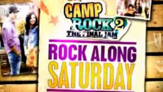 Camp Rock 2  premiere Weekend