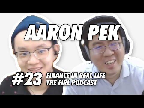 Value Investing, AIRASIA, BJCORP, MACRO - Aaron Pek | FIRL Podcast #23