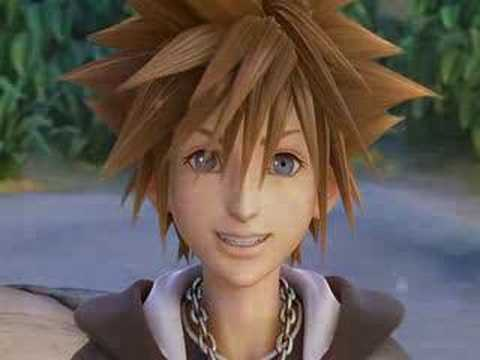 Kingdom Hearts - I'm Gonna Fly