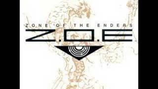 Zone Of The Enders OST1 - Flowing Destiny (Ending Theme 1)
