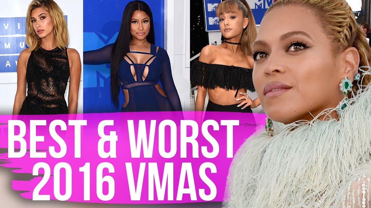 Best & Worst Dressed  MTV VMAs 2016 (Dirty Laundry)