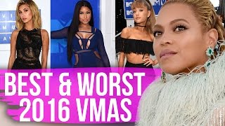 Best & Worst Dressed  MTV VMAs 2016 (Dirty Laundry)