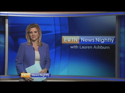 EWTN News Nightly - 2018-07-19 Full Episode with Lauren Ashburn