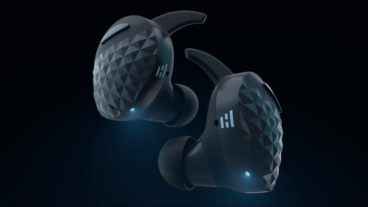 TW4 True Wireless Earbuds (Black) video thumbnail