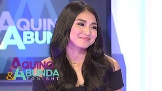 Nadine: James & Julia are not dating