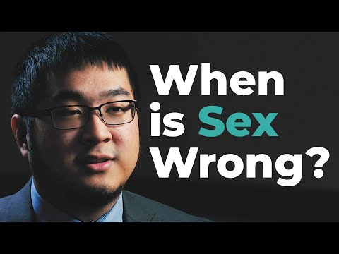 What Natural Law Theory Says About Sex (Prof. Tim Hsiao)