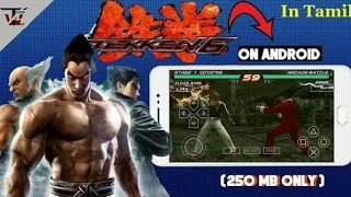 Download How To Download Tekken 6 In Android Ppsspp In 250mb
