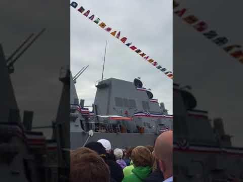 USS Ralph Johnson part 3