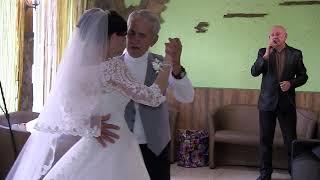 Танец невесты с дедушкой под песню Армения моя