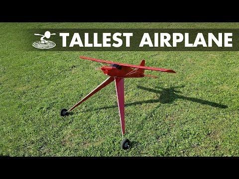 Tallest Landing Gear EVER
