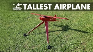 Tallest Landing Gear Ever