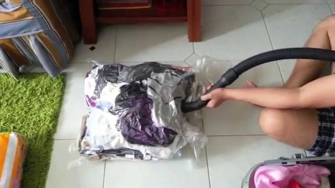 Get Free Credit Report >> Daiso Vacuum Bag with Valve Type - YouTube