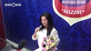 """Певица Нюша о камбэке """"Барселоны"""" в матче с ПСЖ"""