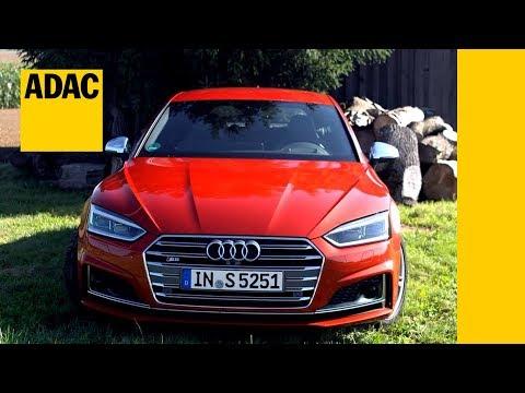 Audi S5 Sportback im Test I ADAC 2017