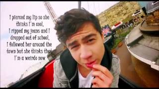 5 Seconds of Summer - Try Hard (Lyrics Video)