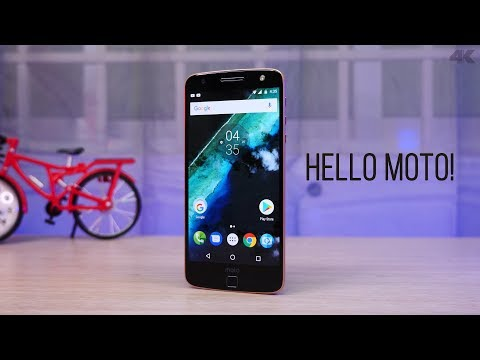Moto Z Review (Cambo Report)
