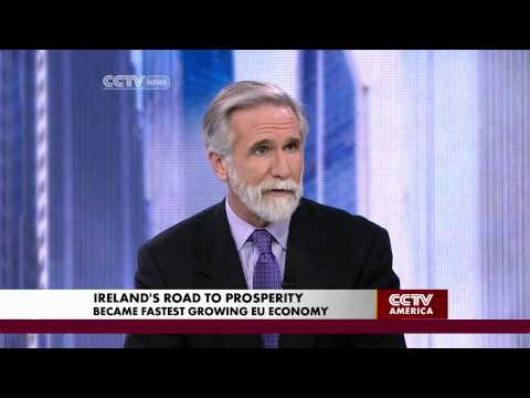 David Lynch Discusses Irish Economy