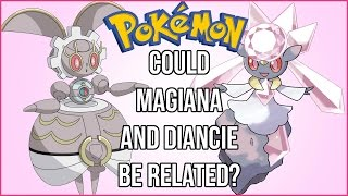 Pokemon Theory: Could Magearna and Diancie Be Related?