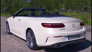 E-class E 400 4MATIC Cabriolet A238 designo diamond white bright
