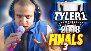 Tyler1 TCS FINALS HIGHLIGHTS Game 03