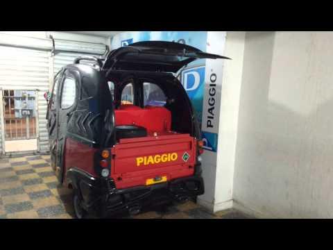 PIAGGIO APE CITY 200CC