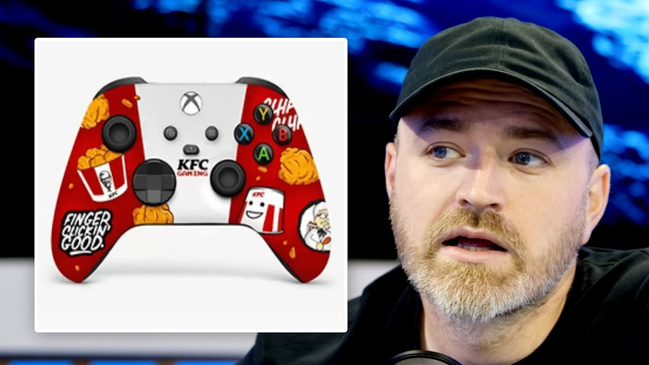 The Kfc Xbox Series X Is Very Special Youtube