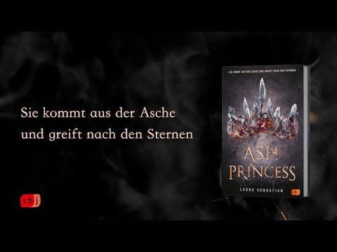 Ash Princess YouTube Hörbuch Trailer auf Deutsch