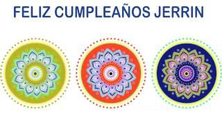 Jerrin   Indian Designs - Happy Birthday