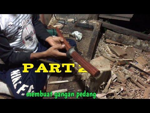 #Part2  membuat gagang pedang Mp3