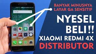 Pengalaman Beli Xiaomi Redmi 4X Distributor, MENYESAL!