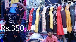 festival special kurti in wholesale market nakhuda muhalla cheapest kurti market online shopping