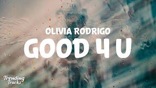 Download Olivia Rodrigo - good 4 u (Clean - Lyrics)
