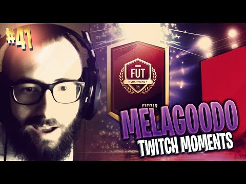 CRUYFF IN A PACK!?   MARZAA & POW3R: AMORE E DISSING   Melagoodo Twitch Moments [ITA] #41
